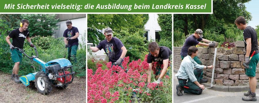Gartner In Fachrichtung Garten Und Landschaftsbau Landkreis Kassel