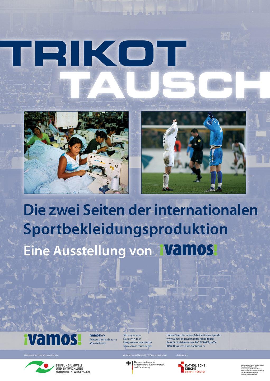"""TrikotTausch"""" im Kreishaus – Ausstellung zu den"""