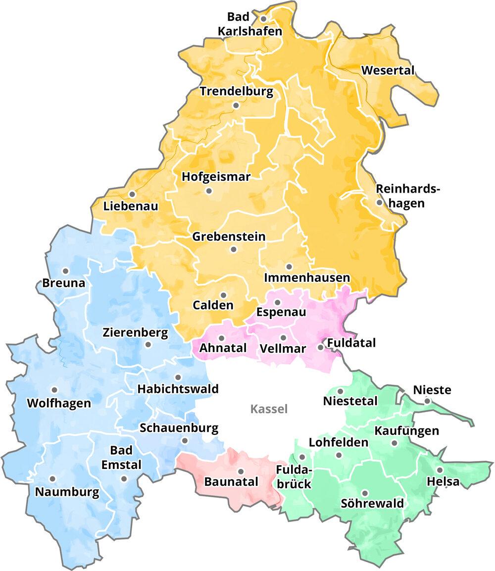 Zulassungsstelle Landkreis Kassel